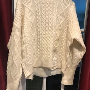 NSF sweater
